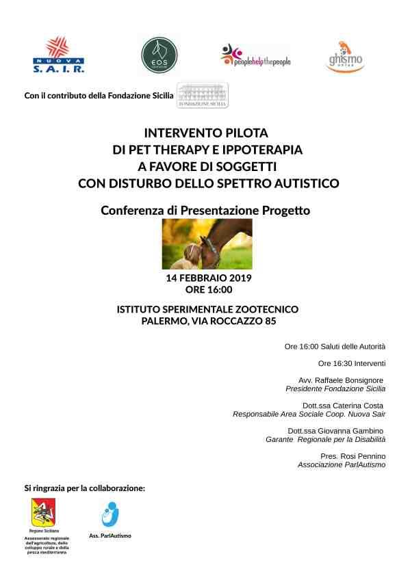 locandina conferenza di presentazione ippoterapia[3]